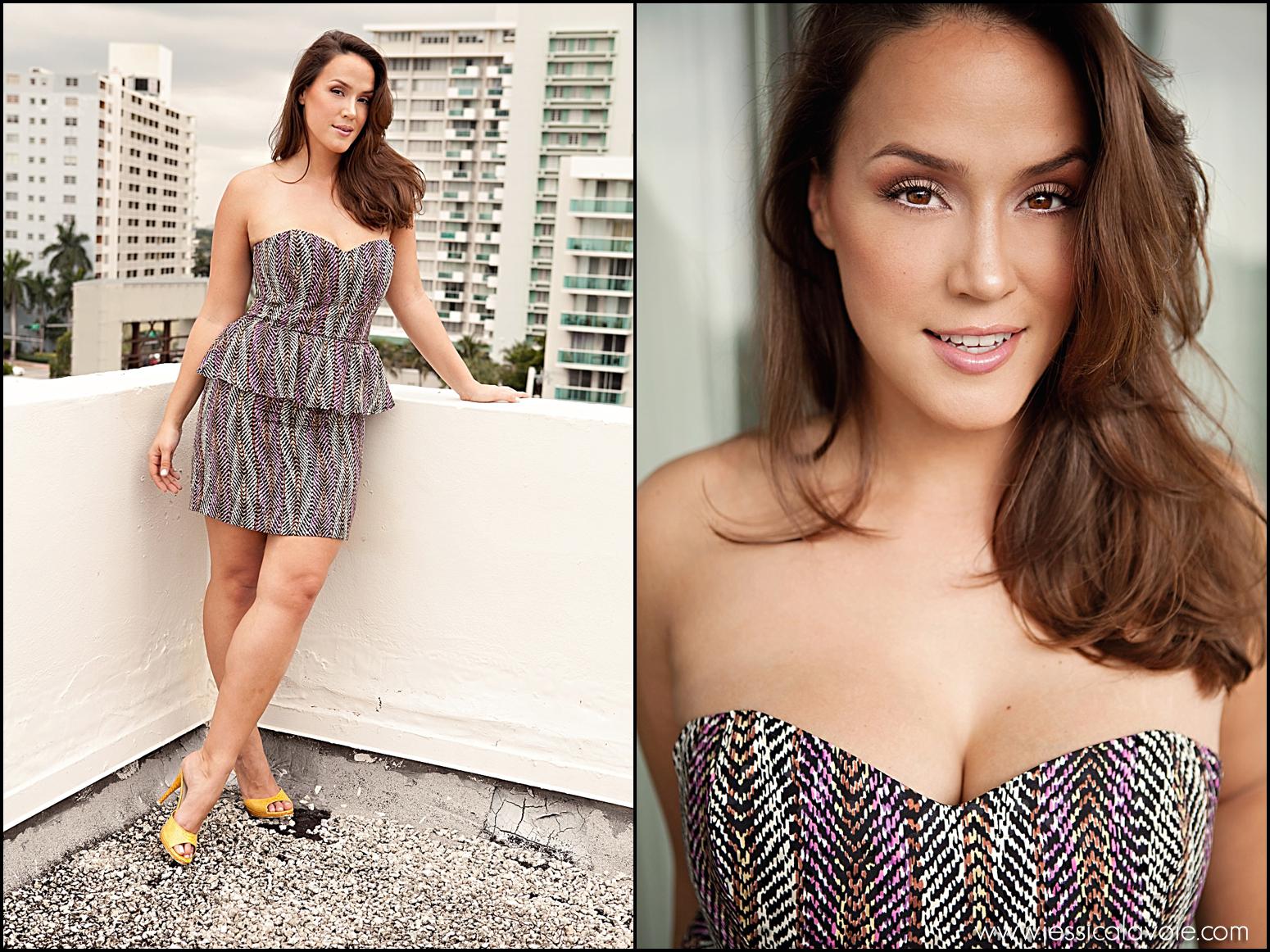 Allegra Doherty Model